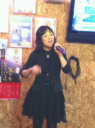 歌手 宮本静さん