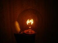 魔法の電球?