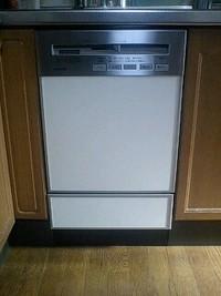続 食器洗い乾燥機