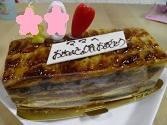 Birthdayネイル♪