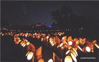 竹燈夜 in 四季の郷フォトコンテスト2016 入賞作品発表