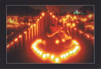 竹燈夜フォトコンテスト2017 1部(四季の郷)