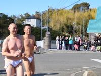 紀州・山東 裸詣り 快走!!
