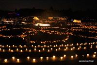 はじまりました!竹燈夜フォトコンテスト入賞作品展示