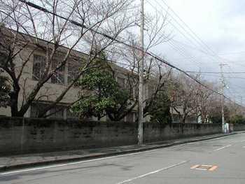 城北小学校校舎2010年2月撮影