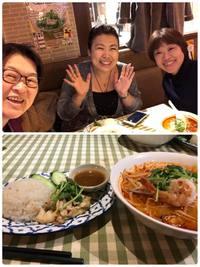 今日のランチは東京でタイ料理