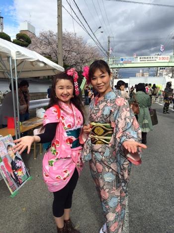 和歌山芸能県人会で施設訪問に。