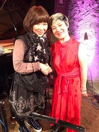 日本ジャズ界至宝伊藤君子さん