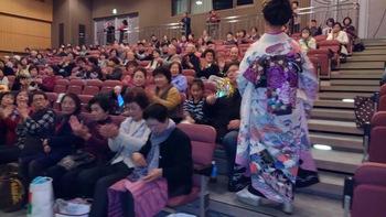 第9回紀の川市カラオケ発表会