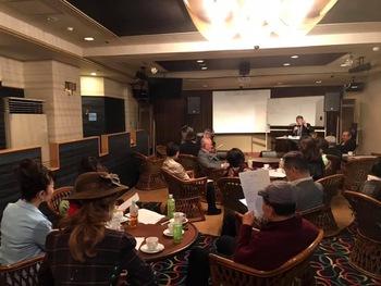 わかやま歌の力の会研修会でした。