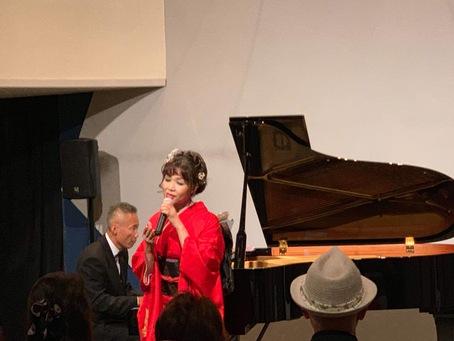 宮本静ふるさと癒やし歌滋賀コンサート