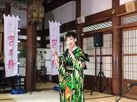 黒江浄国寺くすのきコンサート