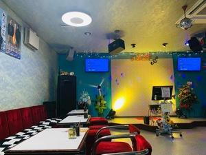 カラオケカフェえんさんリニューアルオープンおめでとうございます