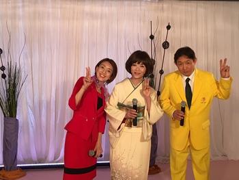 KBS京都テレビの収録でした。