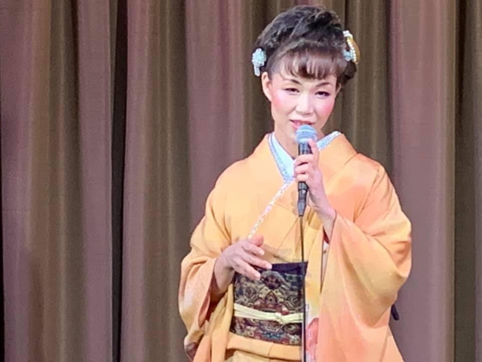 新番組「宮本静の艶歌カフェTV」
