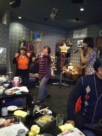 カラオケす〜ちゃんクリスマスパーティー