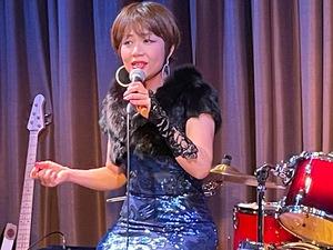 宮本静の歌祭り+3昭和歌謡をロックバンドで。