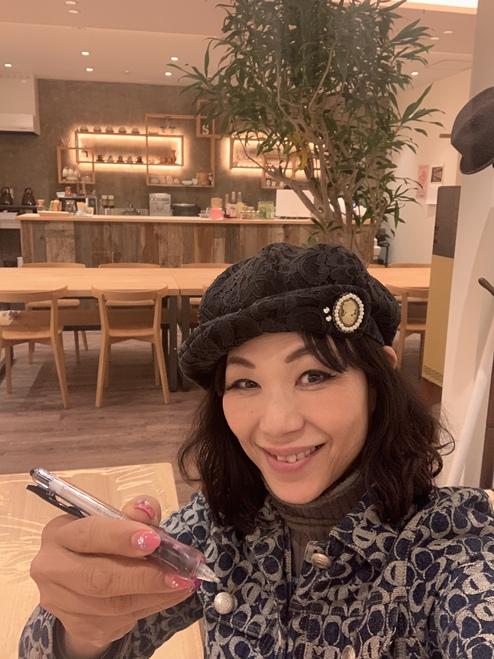 山﨑先生の書道教室