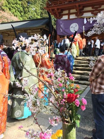 2017花盛祭にて