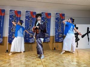 #乗り越えよう和歌山 元気にふるさと癒やし歌 新曲「千畳太鼓」発表会
