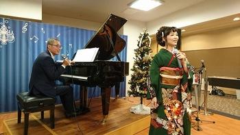 歌こそ命〜Songs 歌とピアノで綴るクリスマス