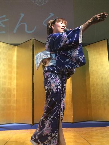 彩華流舞踊発表会
