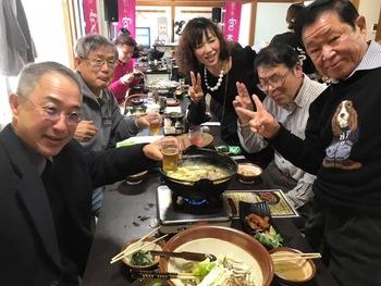 楽しかった〜宮本静ファンクラブ新年会〜