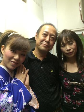 和音さんでキャンペーンでした。