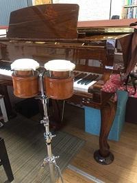 新しい楽器