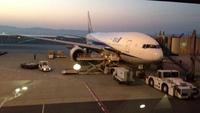 初フライト!