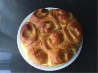 今日の手づくりパン