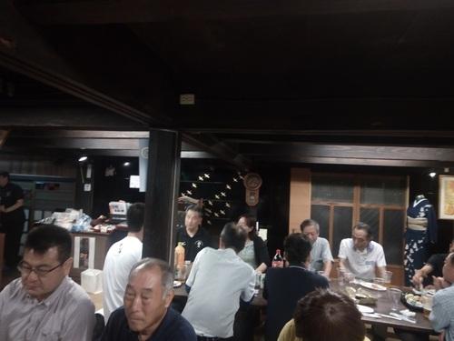 黒江JAPANの総会を行いました。