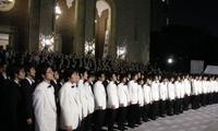 14年ぶりの和歌山公演、早稲田大学グリークラブ