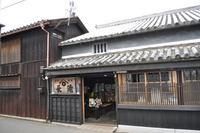 湯浅町北町。角長さん太田久助さん:ゆあさ伝統建造物群保存地区