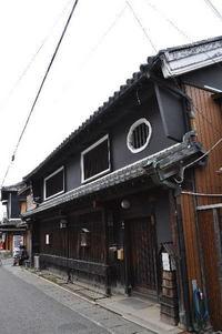 重伝健の湯浅町北町。加納邸、いっぷく茶屋、戸津井醤油醸造場