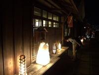 湯浅行燈アート展~その5~ 北鍛冶屋町から北町に