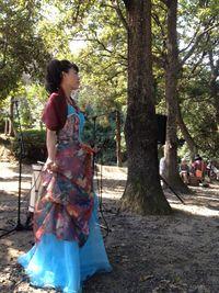風土記祭りと国体応援ソングライブ