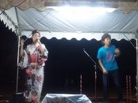 長田小学校夏祭り
