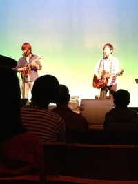 ライブラリーコンサート!ヨル夜