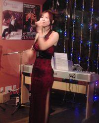 ロック歌手・MAMIと・・・和歌浦カリフ。
