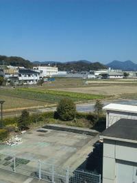 上富田町は快晴!
