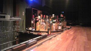 鉄道ファンと音楽ファンが集うバーです♪
