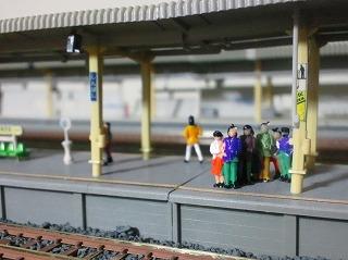 スハネフ新駅 準備中
