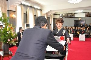 祝!古都清乃さん和歌山県文化表彰受賞!