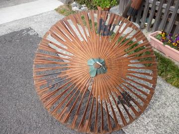 紀州の和傘