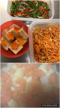 野菜の重ね煮