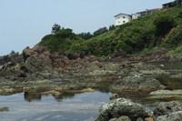 佐渡島から 2