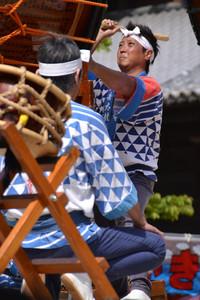 道成寺会式!