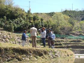 NHK和歌山放送局が取材に来てくれました