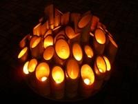 竹燈夜・・・☆
